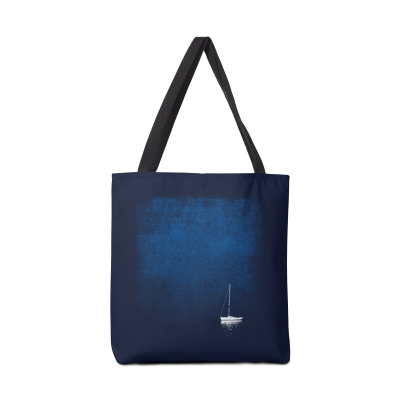 Dream Blue Accessories Bag by bulo