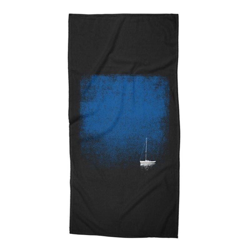 Dream Blue Accessories Beach Towel by bulo