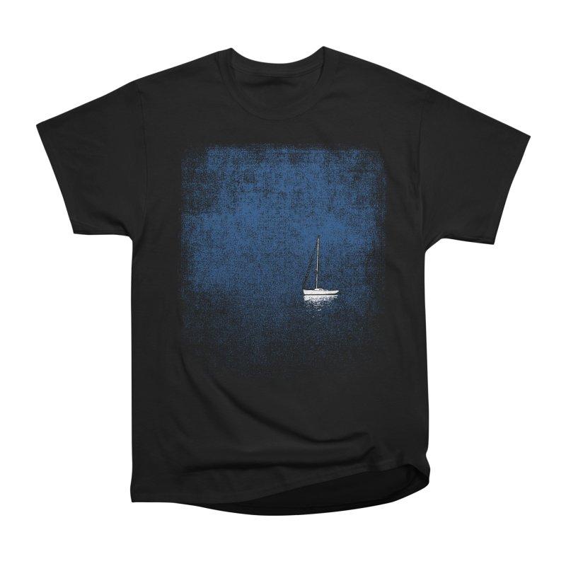 Dream Blue Men's T-Shirt by bulo