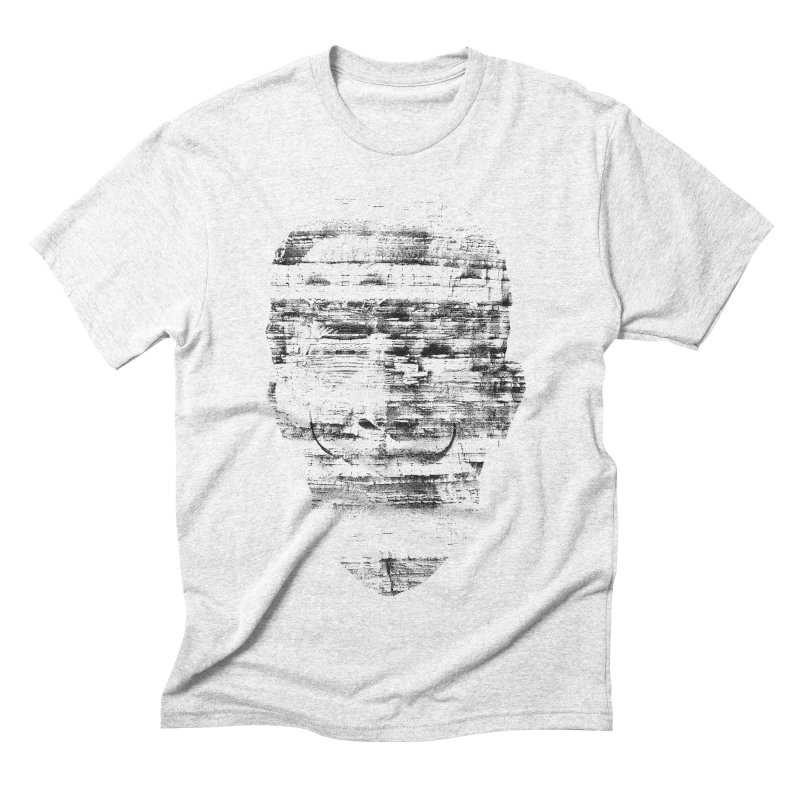 Surreal in Men's Triblend T-shirt Heather White by bulo