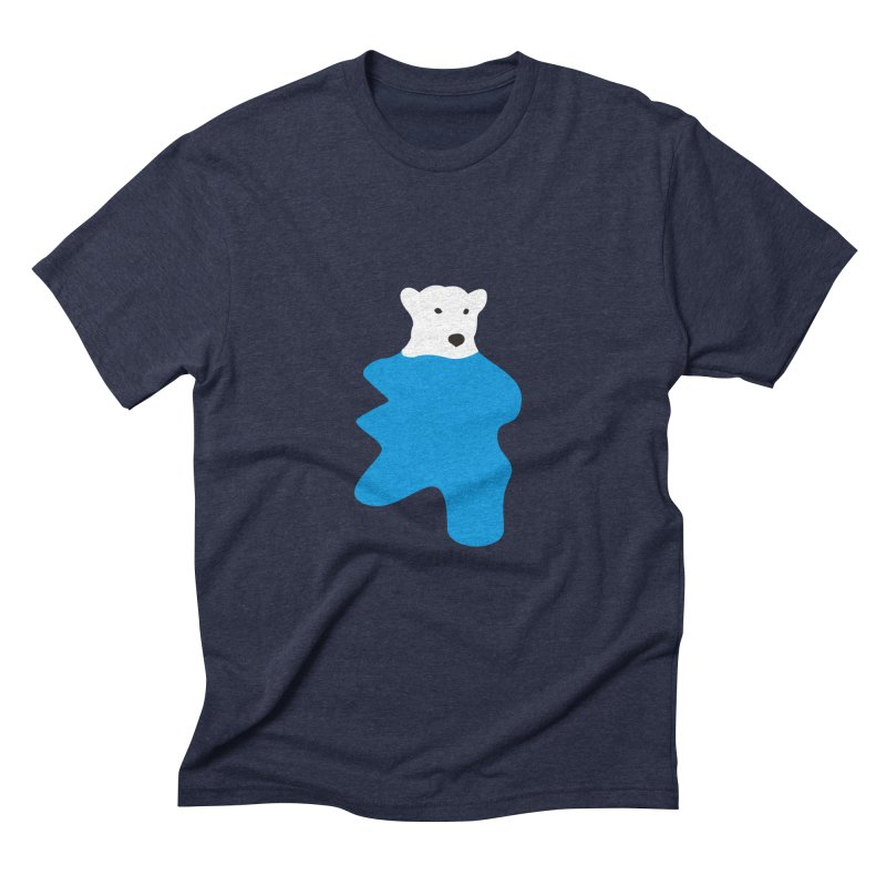 On The Water Men's Triblend T-shirt by bulo