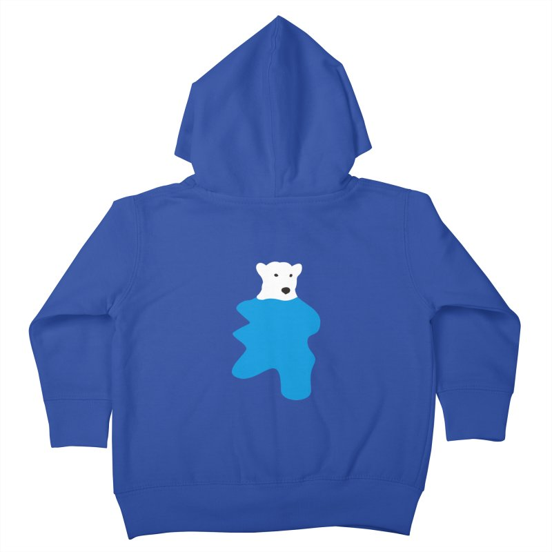 On The Water Kids Toddler Zip-Up Hoody by bulo