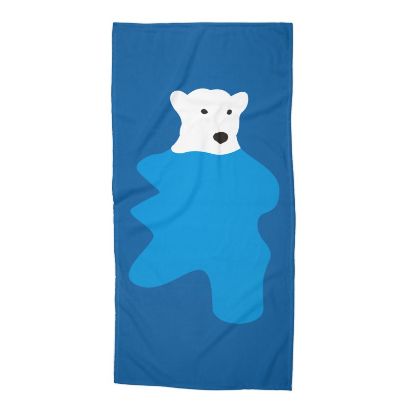On The Water Accessories Beach Towel by bulo