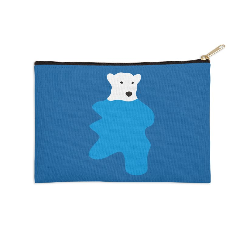On The Water Accessories Zip Pouch by bulo