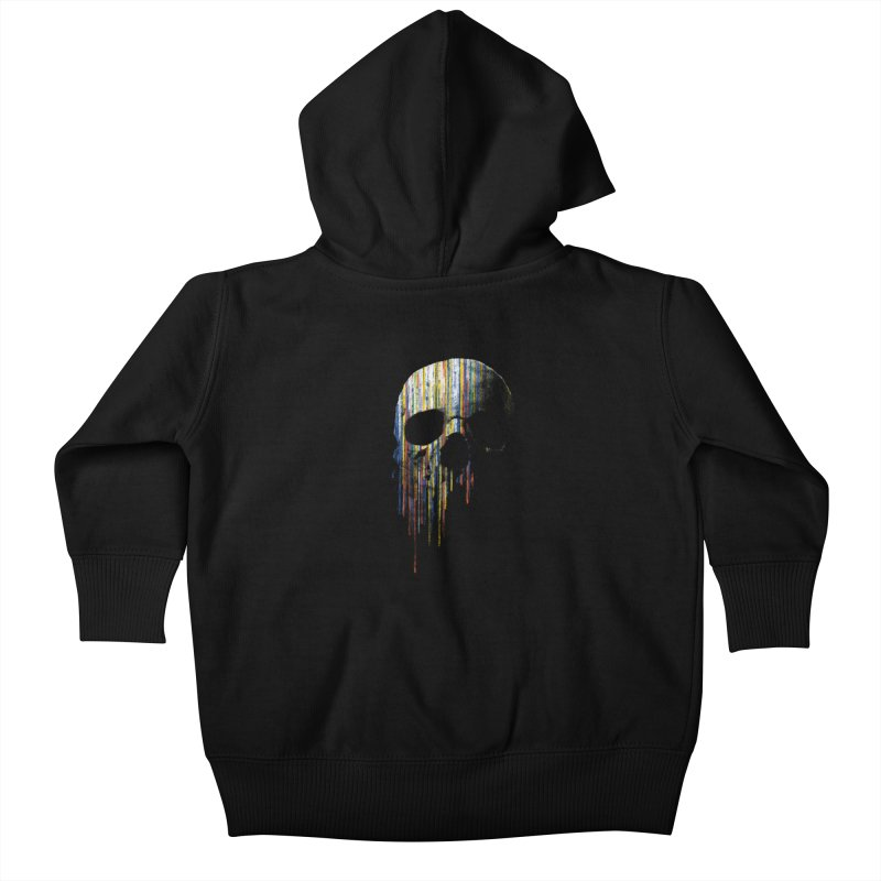 Madness Kids Baby Zip-Up Hoody by bulo