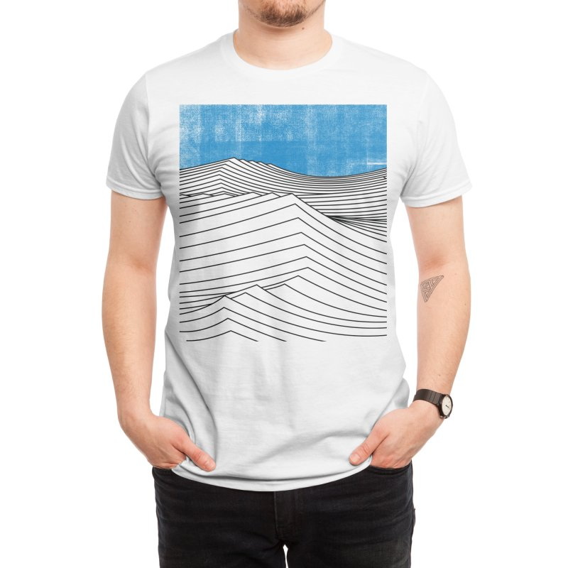 Ocean Smell Men's T-Shirt by bulo
