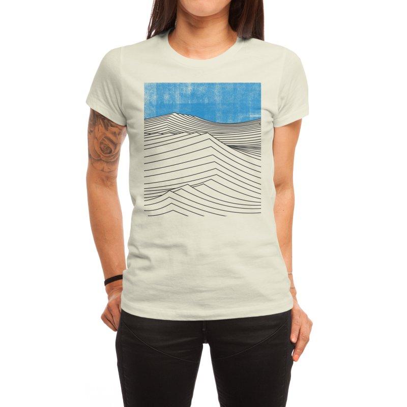 Ocean Smell Women's T-Shirt by bulo