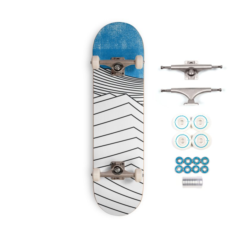 Ocean Smell Accessories Skateboard by bulo