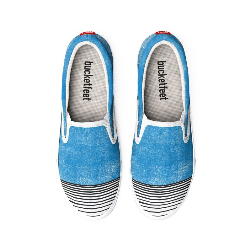 Ocean Smell Men's Shoes by bulo