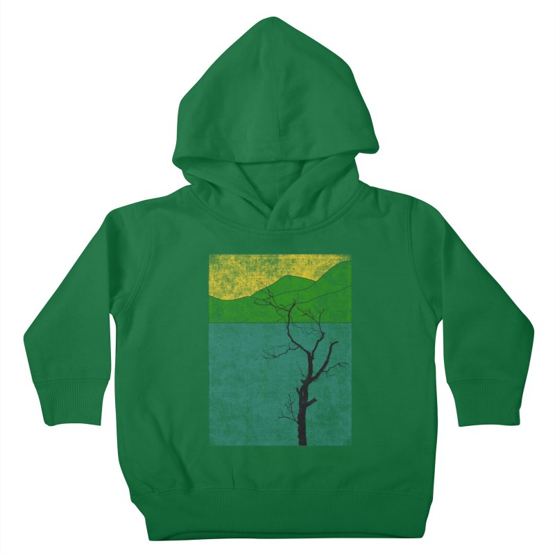 Lone Tree Kids Toddler Pullover Hoody by bulo