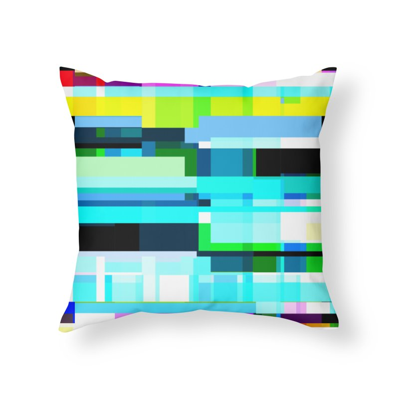 Linking Home Throw Pillow by bulo