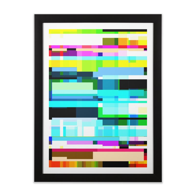 Linking Home Framed Fine Art Print by bulo
