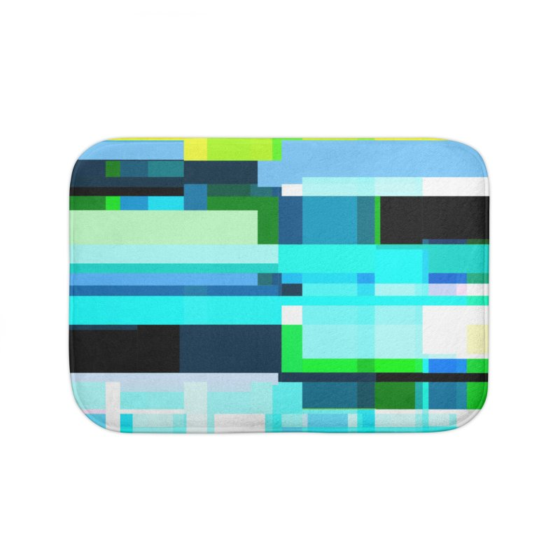 Linking Home Bath Mat by bulo