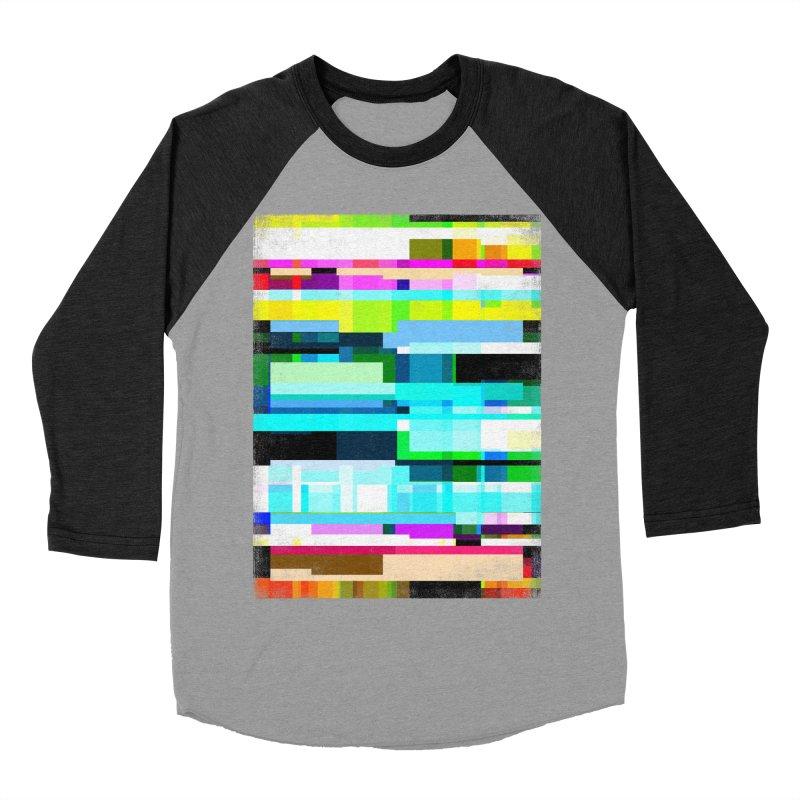 Linking Men's Baseball Triblend T-Shirt by bulo
