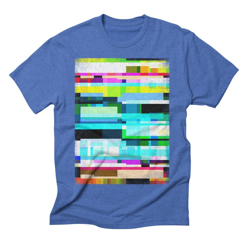 Linking Men's Triblend T-shirt by bulo