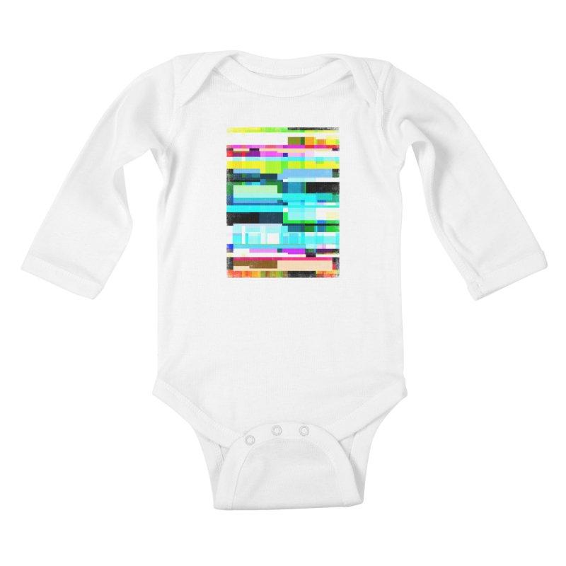 Linking Kids Baby Longsleeve Bodysuit by bulo