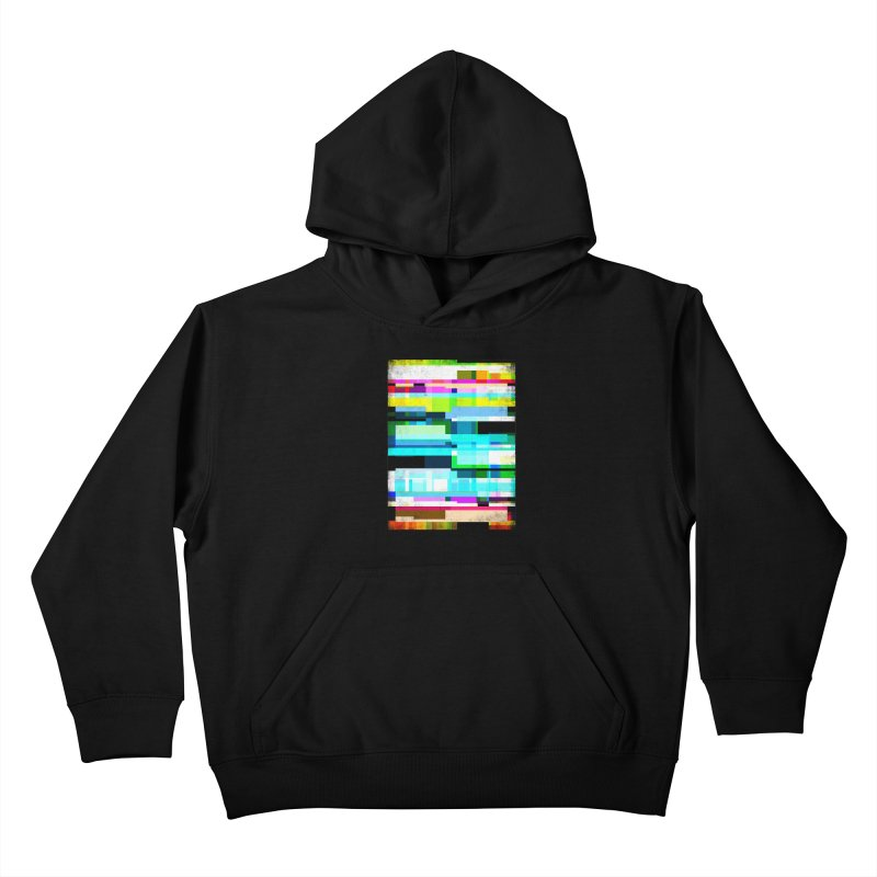 Linking Kids Pullover Hoody by bulo
