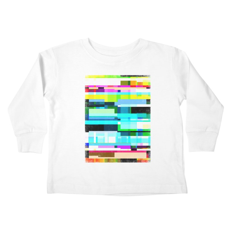 Linking Kids Toddler Longsleeve T-Shirt by bulo
