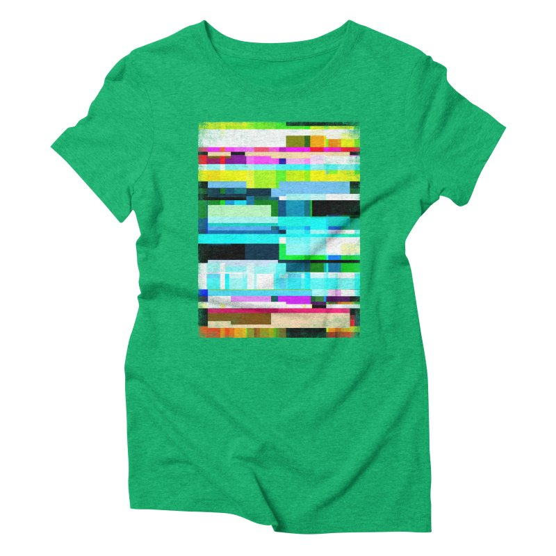 Linking Women's Triblend T-shirt by bulo