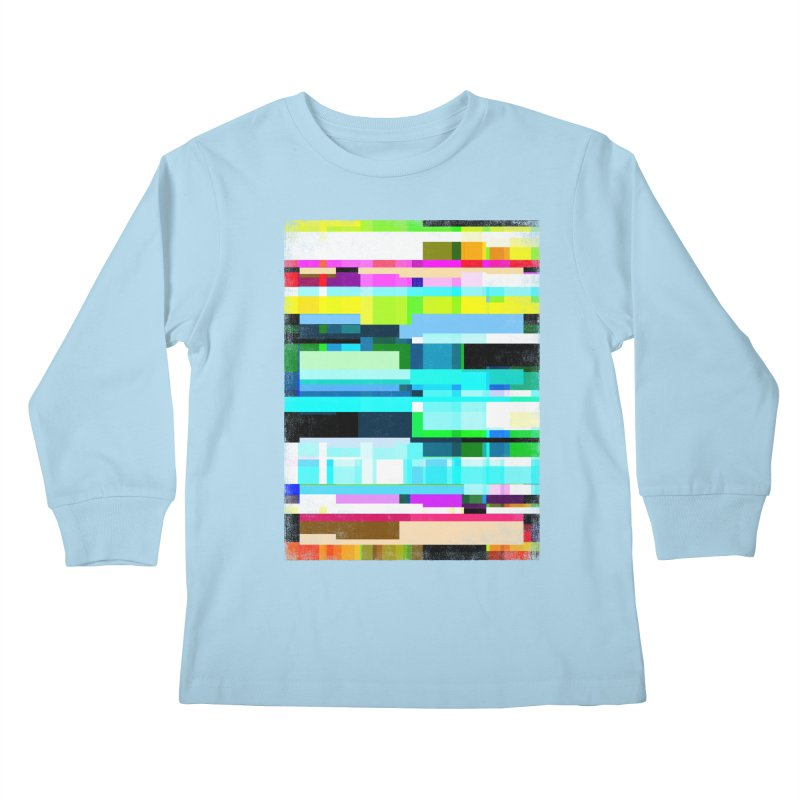 Linking Kids Longsleeve T-Shirt by bulo