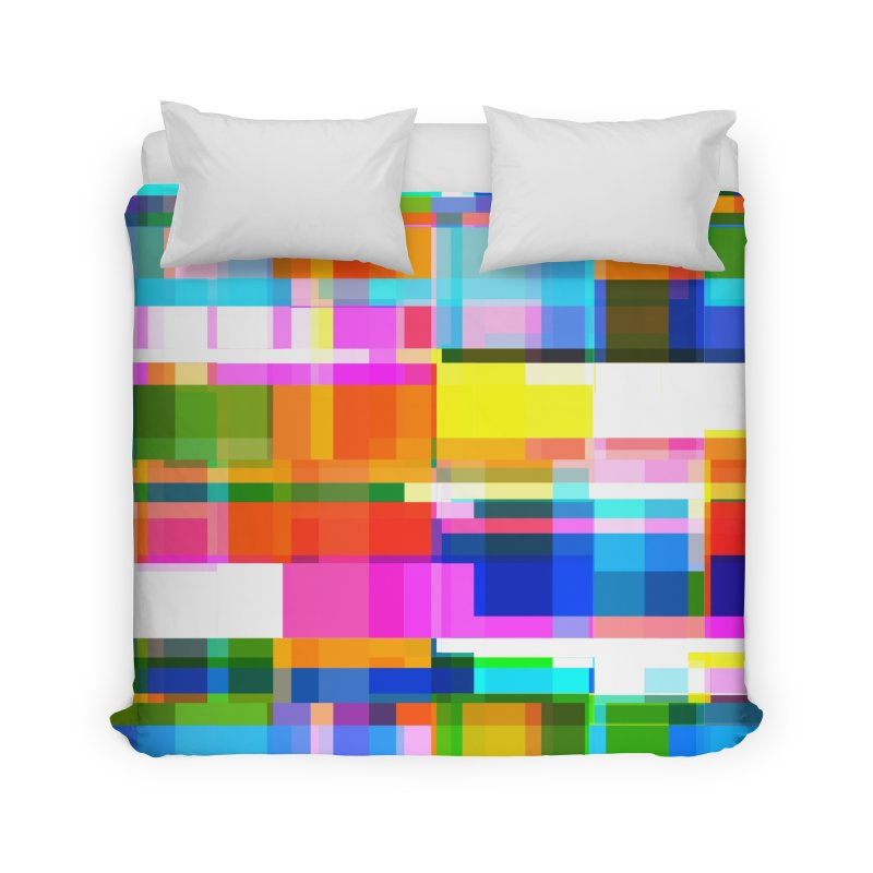 Colorful Dreams Home Duvet by bulo