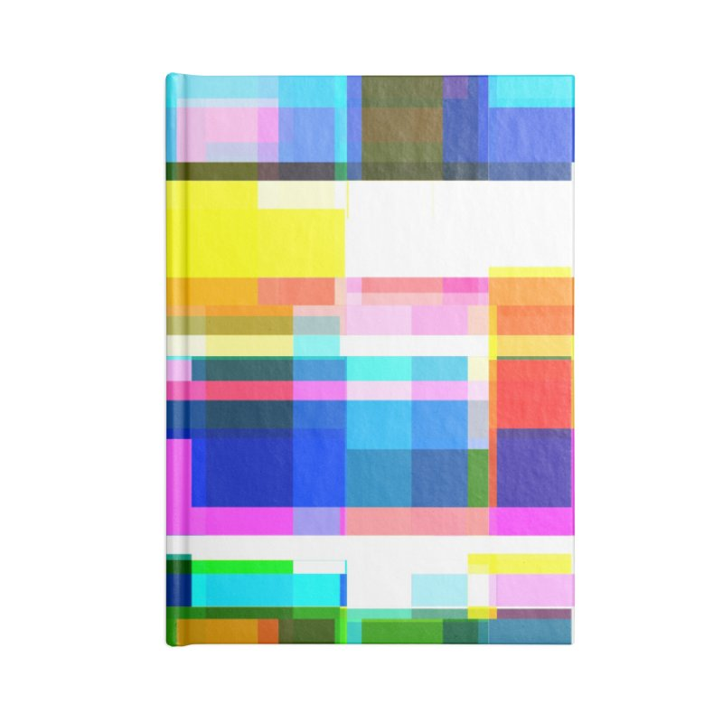 Colorful Dreams Accessories Notebook by bulo