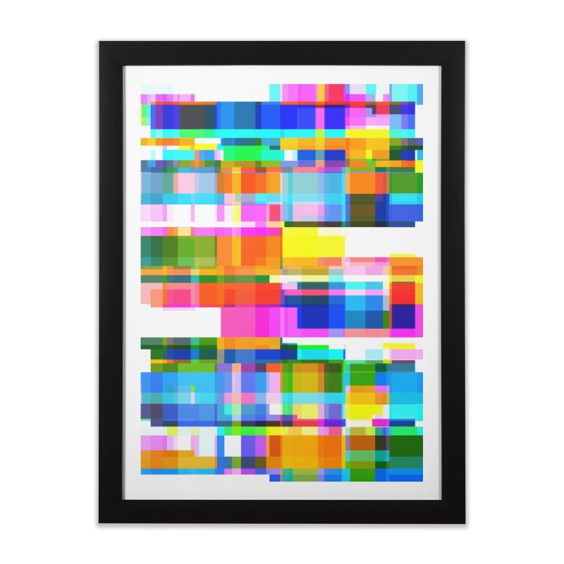 Colorful Dreams Home Framed Fine Art Print by bulo