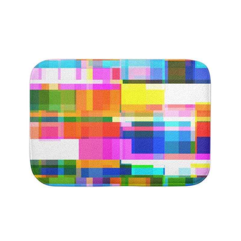 Colorful Dreams Home Bath Mat by bulo