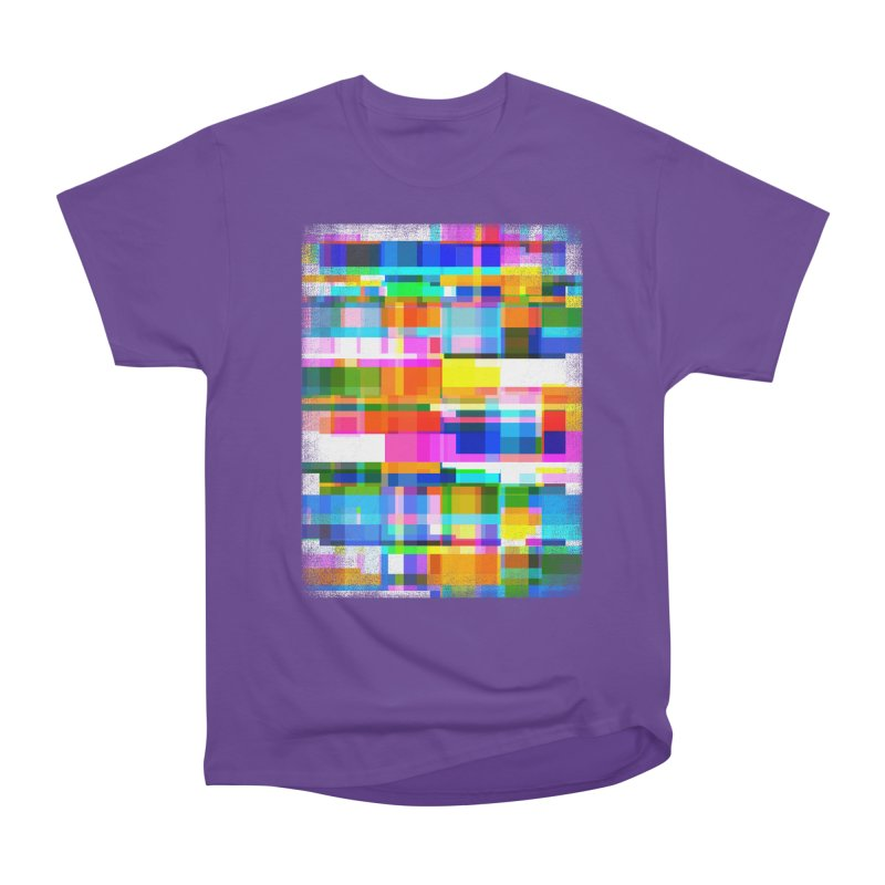 Colorful Dreams Women's Classic Unisex T-Shirt by bulo