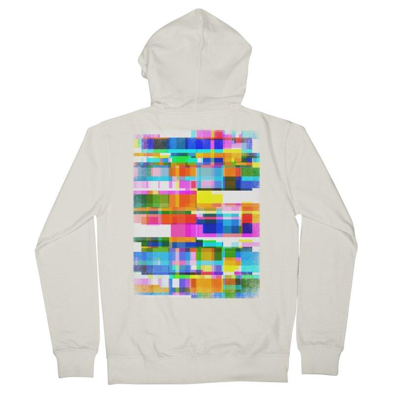 Colorful Dreams Women's Zip-Up Hoody by bulo