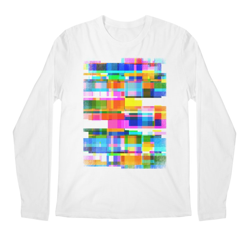 Colorful Dreams Men's Longsleeve T-Shirt by bulo