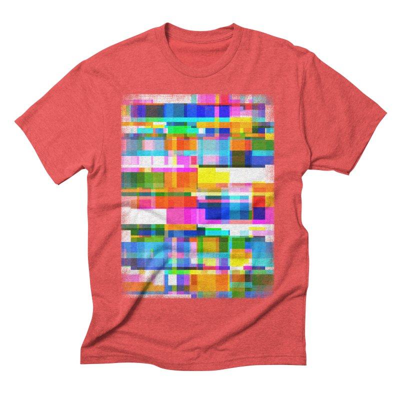Colorful Dreams Men's Triblend T-shirt by bulo