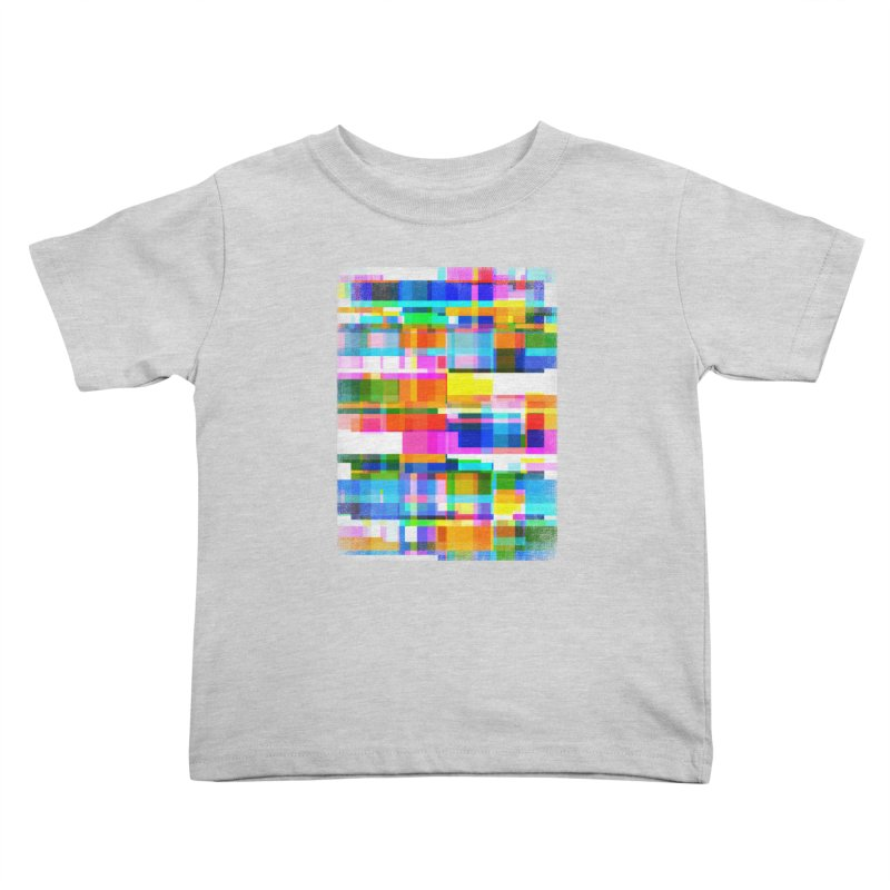 Colorful Dreams Kids Toddler T-Shirt by bulo