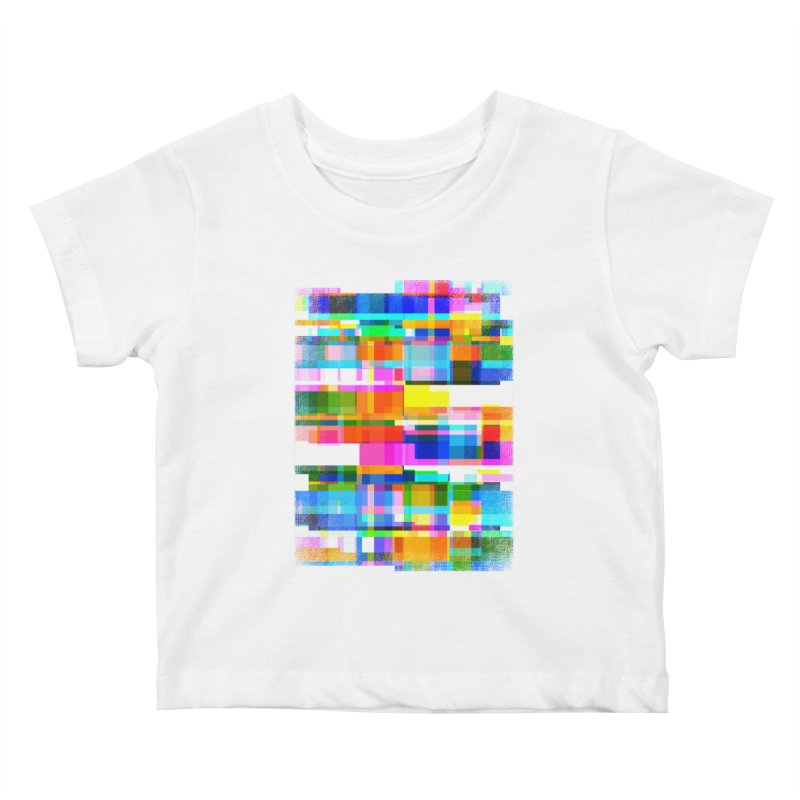 Colorful Dreams Kids Baby T-Shirt by bulo