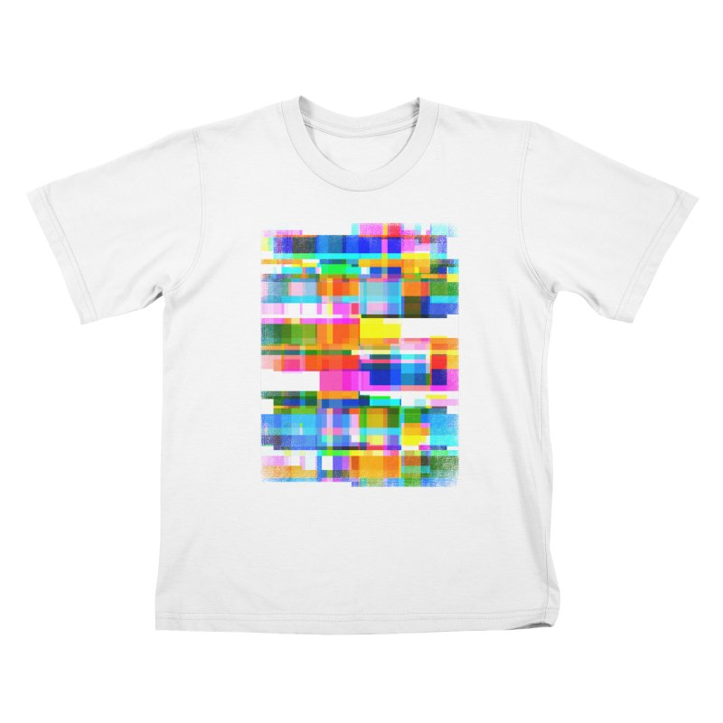 Colorful Dreams Kids T-shirt by bulo