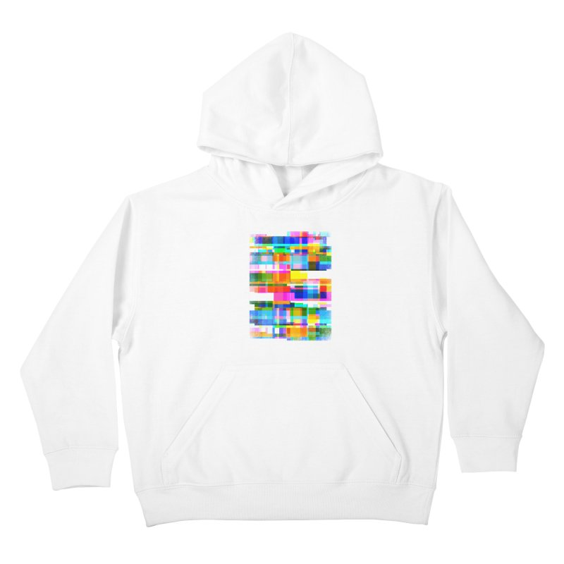 Colorful Dreams Kids Pullover Hoody by bulo
