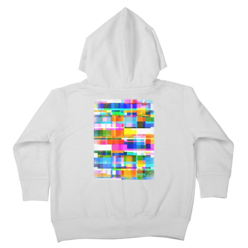 Colorful Dreams Kids Toddler Zip-Up Hoody by bulo