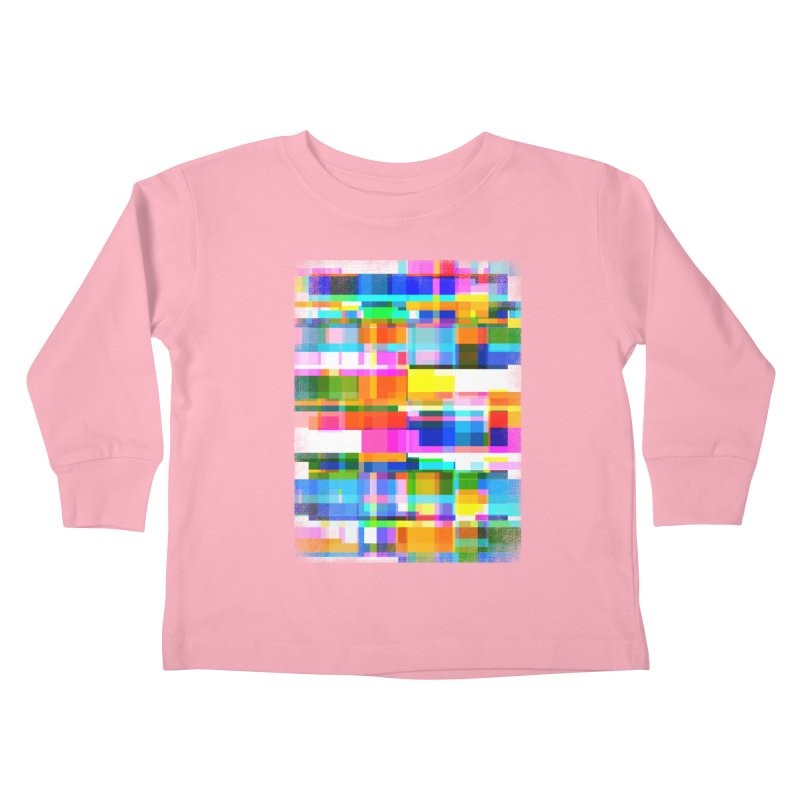 Colorful Dreams Kids Toddler Longsleeve T-Shirt by bulo