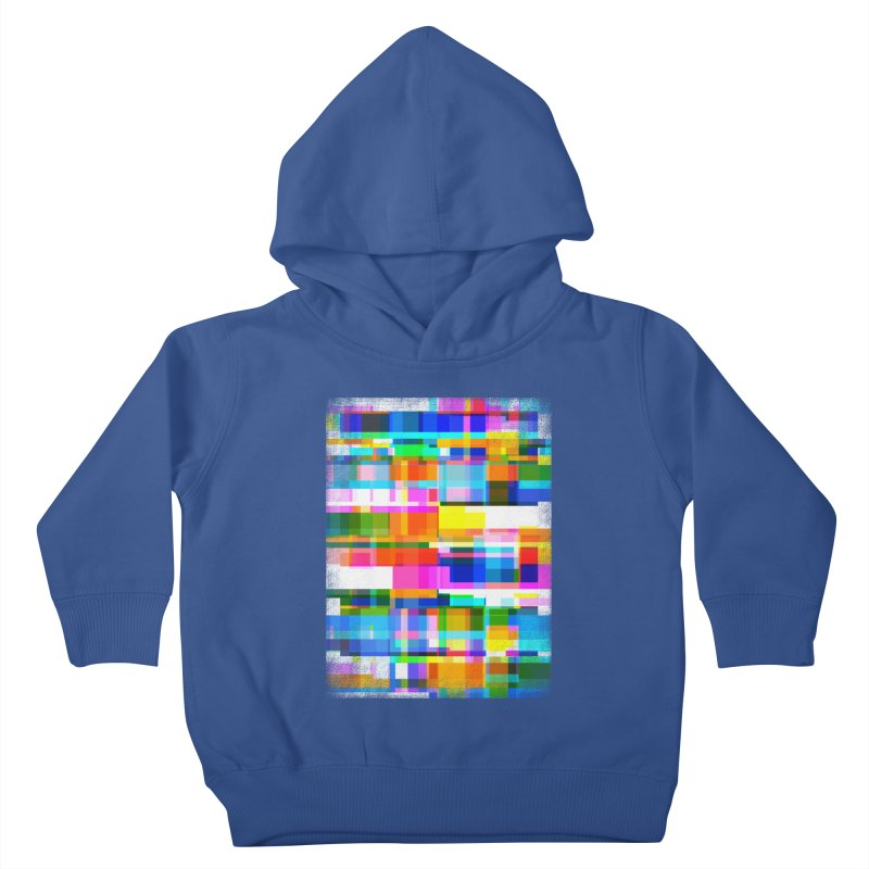 Colorful Dreams Kids Toddler Pullover Hoody by bulo
