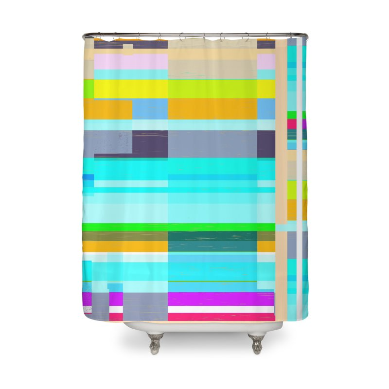 Wayout Home Shower Curtain by bulo