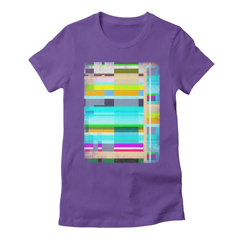 Wayout Women's Fitted T-Shirt by bulo