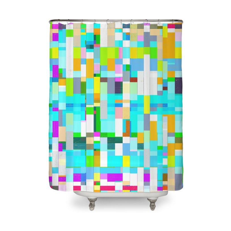 Offbeat Home Shower Curtain by bulo