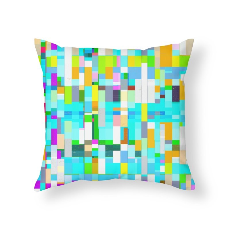 Offbeat Home Throw Pillow by bulo