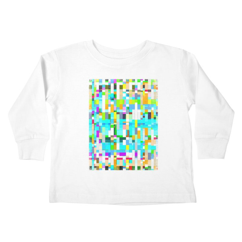 Offbeat Kids Toddler Longsleeve T-Shirt by bulo