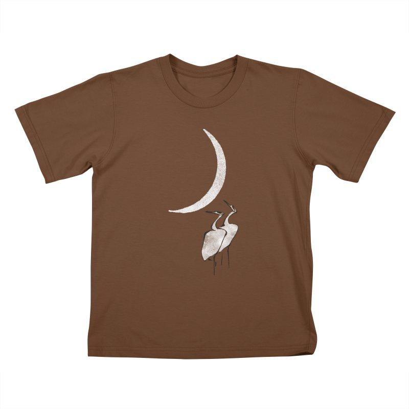 Romance (minimal version) Kids T-shirt by bulo