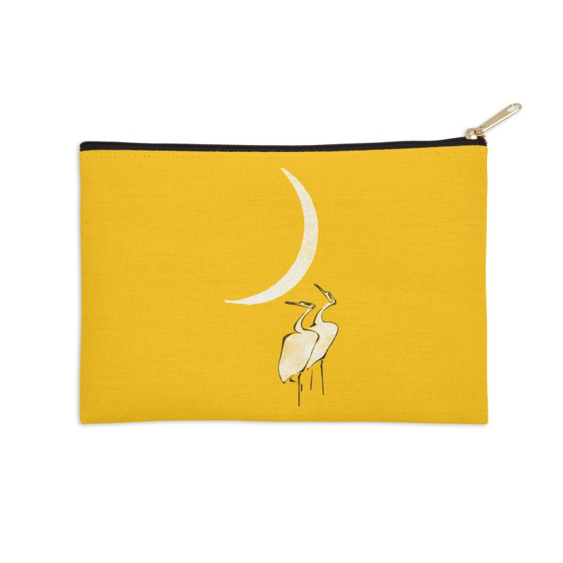 Romance (minimal version) Accessories Zip Pouch by bulo