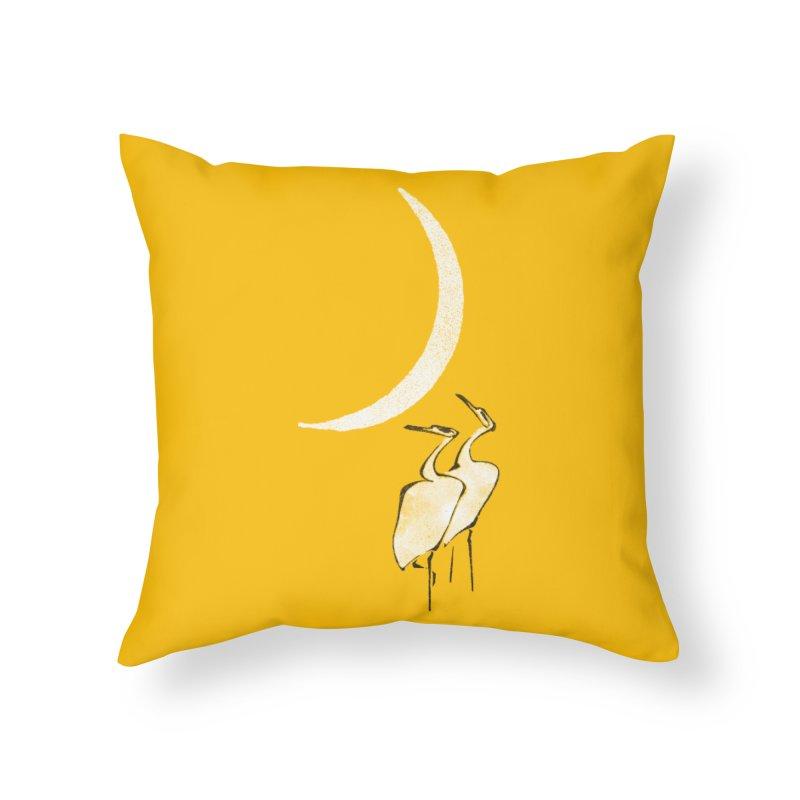 Romance (minimal version) Home Throw Pillow by bulo