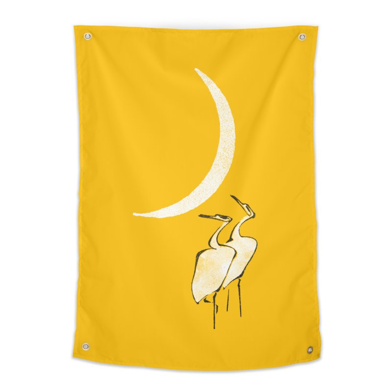 Romance (minimal version) Home Tapestry by bulo