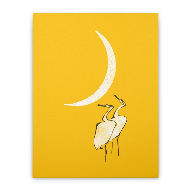 Romance (minimal version) Home Stretched Canvas by bulo