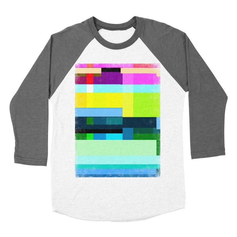 Discharge Women's Baseball Triblend T-Shirt by bulo